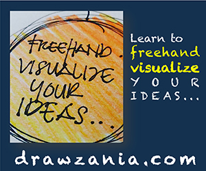 Learn to freehand visualize your ideas